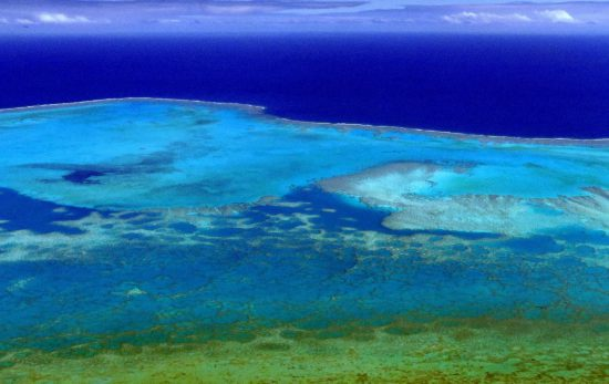 World Heritage Marine Sites Header