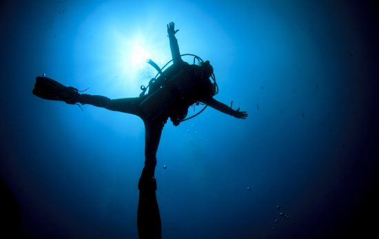Seize opportunities in scuba diving