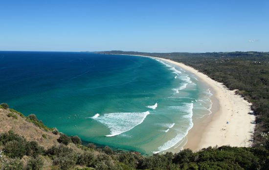 New South Wales - Coastline - Beach