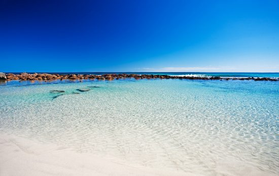 South Australia - White Sand - Beach - Water