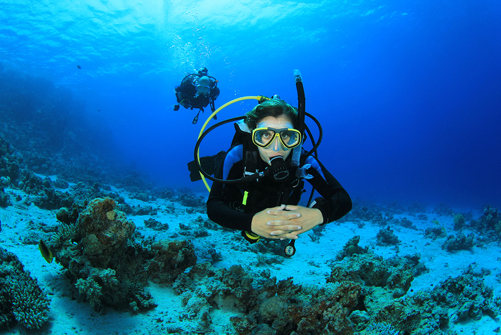 Instructor - PADI - Scuba Diving - Underwater